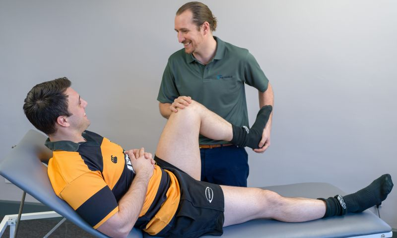 Photo of Sports Injury Therapy