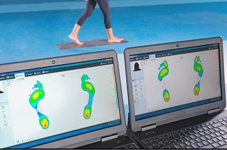 footscan gait analysis