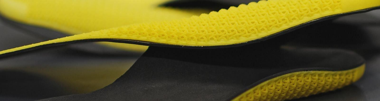 custom insoles - 3D printed