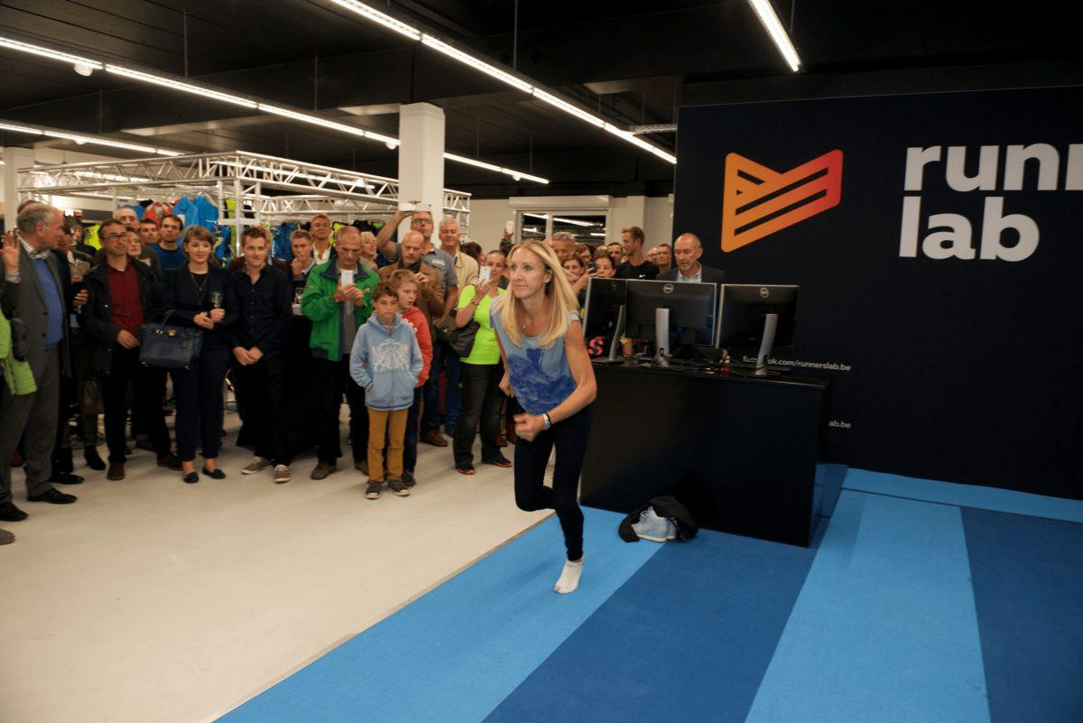 Gait Analysis - Phits & Paula Radcliffe